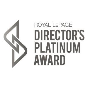 Directors Platinum Award Recipient 2013