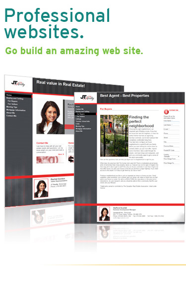 Go build an amazing web site.